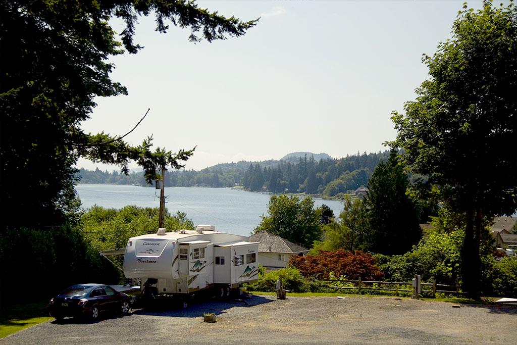 Lake Samish Terrace Park 55+ Community
