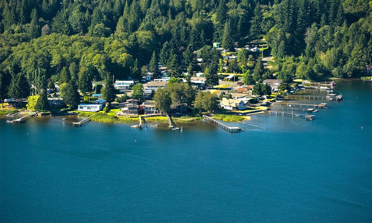 Lake Samish 55+ Mobile Community
